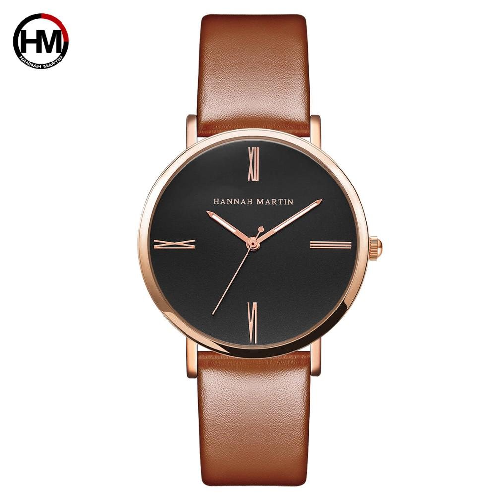Anke Store New Women Watches Original Fashion Simple Top Luxury Brand  Rose Gold Quartz Clock Ladies Watches Relogio Feminino enlarge