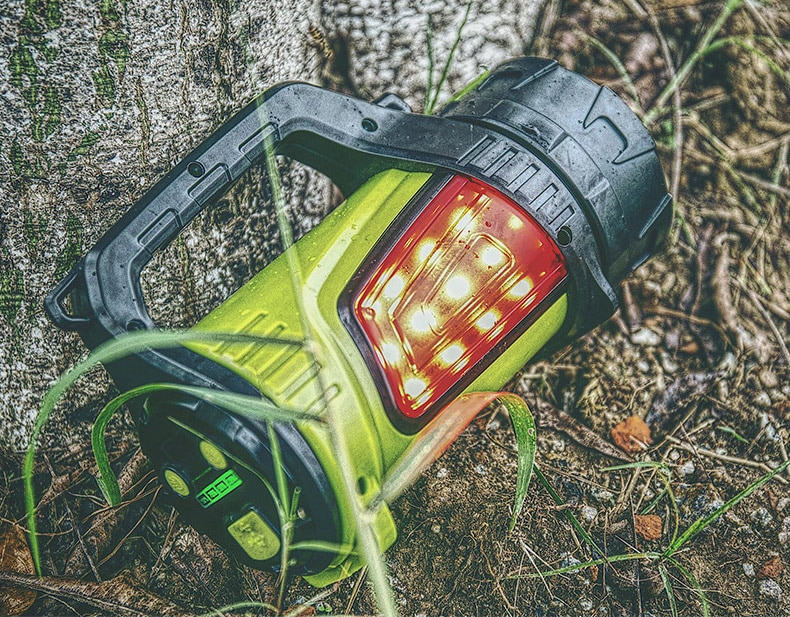 Outdoor Portable Flashlight Military Powerfu Camping Waterproof Self Defense Flashlight Linterna Led Lighting Torches DB60SD enlarge