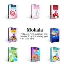 Shisha Fruity Flavors Hookah Cream Premium Tea Smoke Health Cigarettes Substitutes 0% Tobacco Tar Ni
