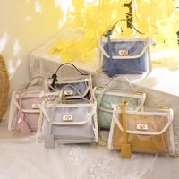 mini small square bag shoulder bags for women crossbody purse wallet small pu fashion womens zipper leather cute student daily