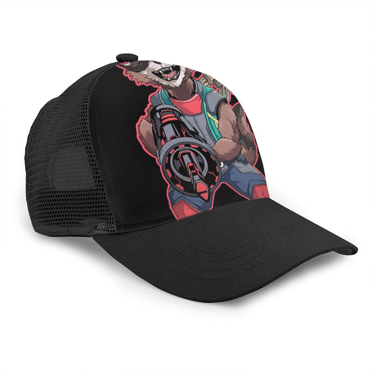 Marvel Groot Moda De Dibujos animales casquette color sólido sombrero gorra De béisbol