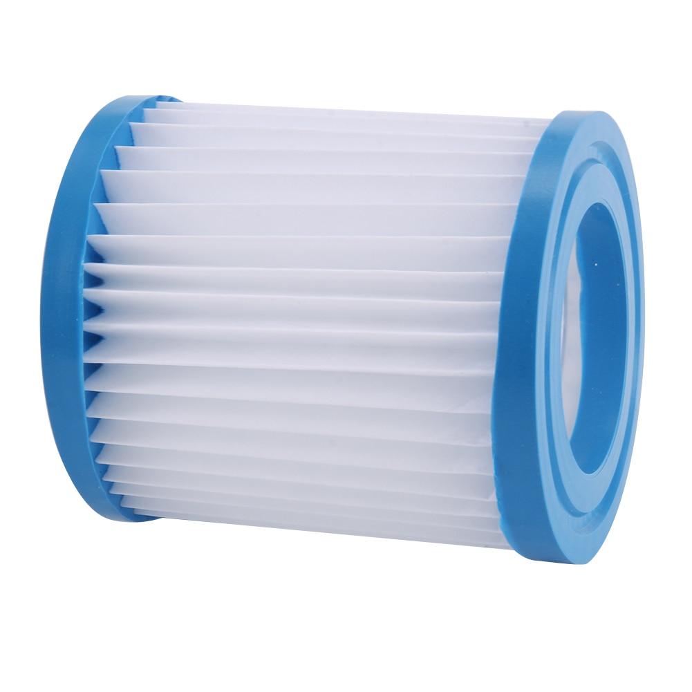 La bomba más nueva de 1/2/4 Uds de cartuchos de filtro para el reemplazo de 300 Gal/hr de bombas de filtro de piscina