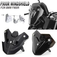 new for bmw f900r f 900r f900 r motorcycle accessories windscreen windshield viser baffle visor wind deflectors