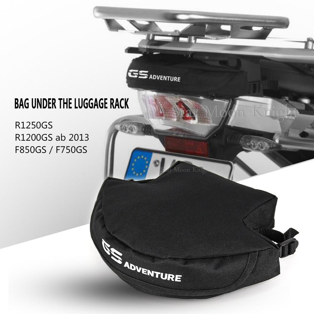 Сумка для хранения для BMW R1250GS R1200GS F850GS F750GS 2013-инструменты для ремонта мотоцикла, водонепроницаемая сумка, багажник