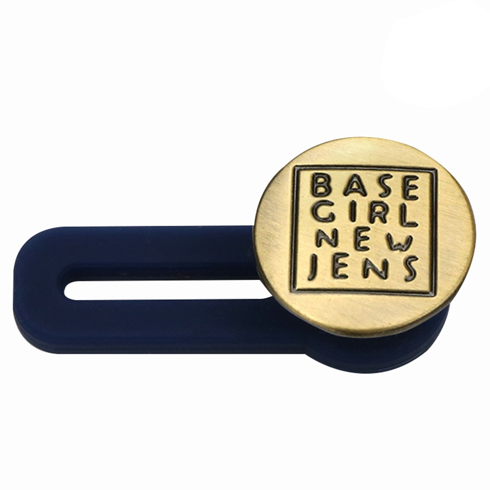 10 Uds. Jeans botón retráctil ajustable desmontable botón extendido para ropa Jeans 10X10 TB venta