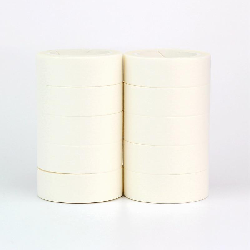 NEUE 10 teile/los Nette Reine Weiße Washi Tapes DIY Handwerk Dekorative Scrapbooking Planer Adhesive Masking Bänder Kawaii Schreibwaren