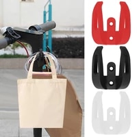 electric scooter front hanger for xiaomi m3651spro accessories e scooter bag dual claw hook skateboard storage holder rack