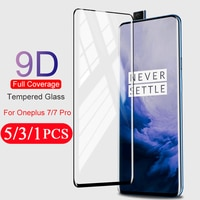 5/3/1 шт. полное покрытие защитный чехол для oneplus 8 8 7 7T pro Z Nord 6 6T закаленное стекло для телефона пленка протектора экрана стекла для смартфона
