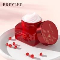 breylee face care pomegranate night cream whitening keep moisturizing anti wrinkle skin rejuvenation night repair cream new