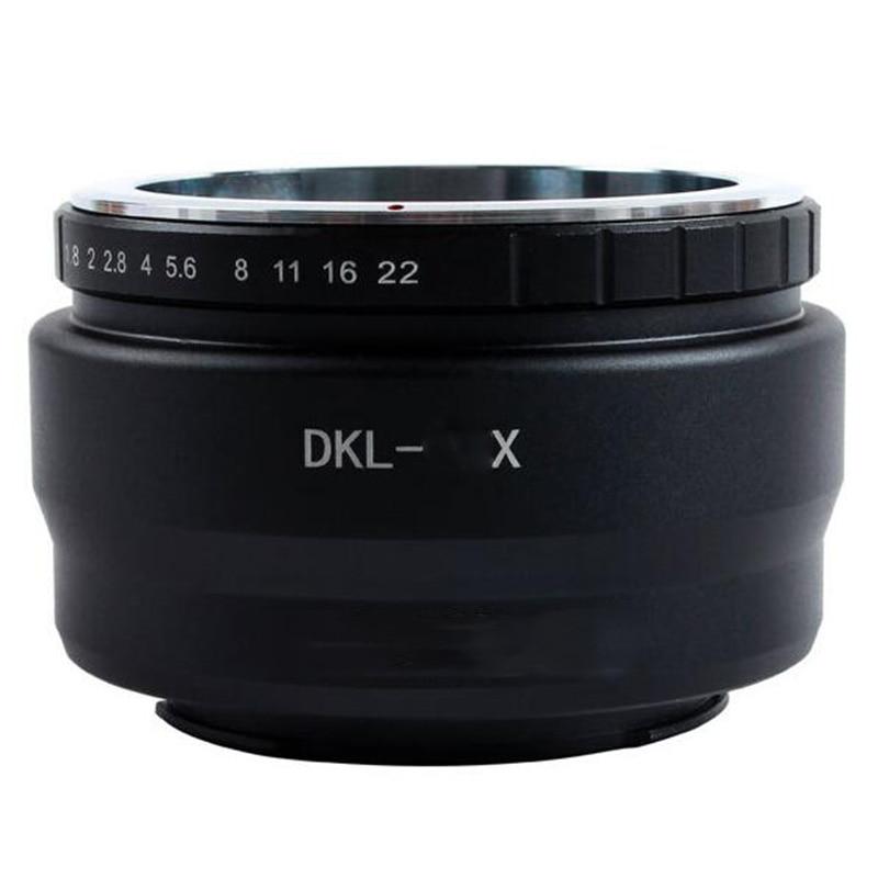 Foleto DKL Камера кольцо-адаптер для объектива камеры DKL-FX DKL-NEX DKL-M4/3 для retina DKL объектива NEX fujifilm olympus panasonic m43 объектив a5 a7