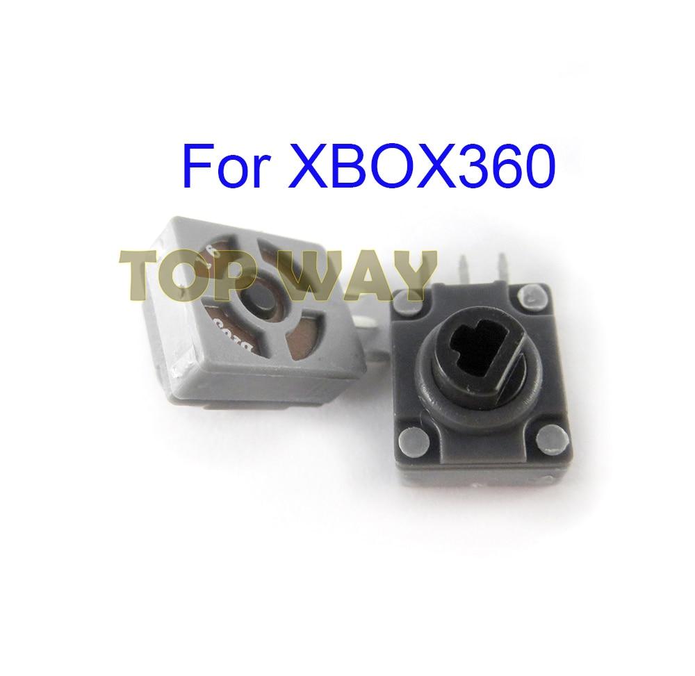 ChengChengDianWan LT RT potenciómetro de botón de interruptor para Xbox 360 controlador inalámbrico y con cable 200 unids/lote
