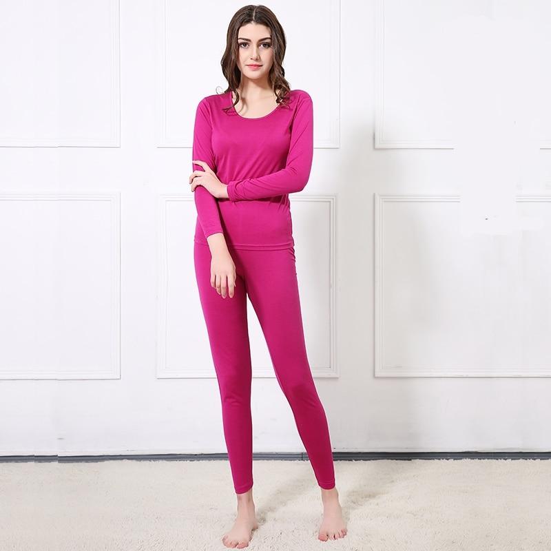 طقم ملابس داخلية حرارية حريرية 70% قطن للنساء ، ملابس داخلية دافئة ، ملابس داخلية طويلة ، قطن ، مقاس M L XL TG381 ، 30%