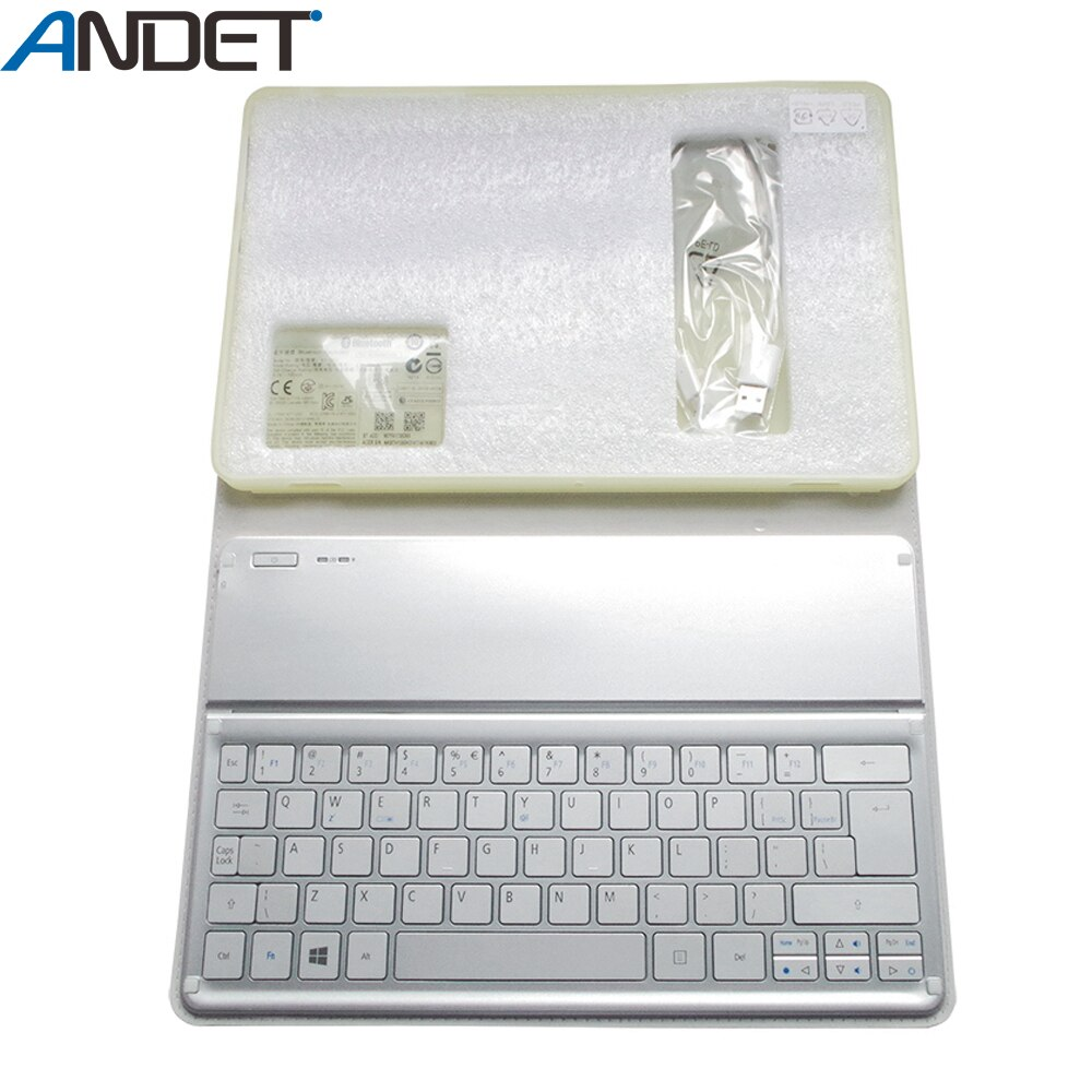 Original Neue Für Acer Lconia W700 W701 P3-171 P3-131 Tablet Wi-Fi Bluetooth Tastatur Fall und Dock KT-1252