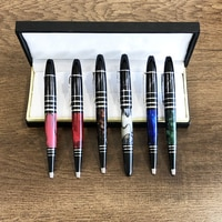 MB Great Writer Series Gel Pens Signature ballpoint pen office supplies  korean stationery