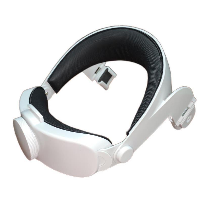 قابل للتعديل ل كوة كويست 2 هالو حزام ل كوة كويست 2 النخبة حزام 100% صالح رئيس مريحة سماعات VR اكسسوارات