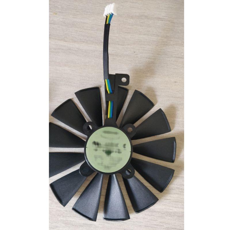 T129215SM 12V 95mm VGA Fan For ASUS STRIX RX470 RX580 Graphics Card Cooling Fan enlarge