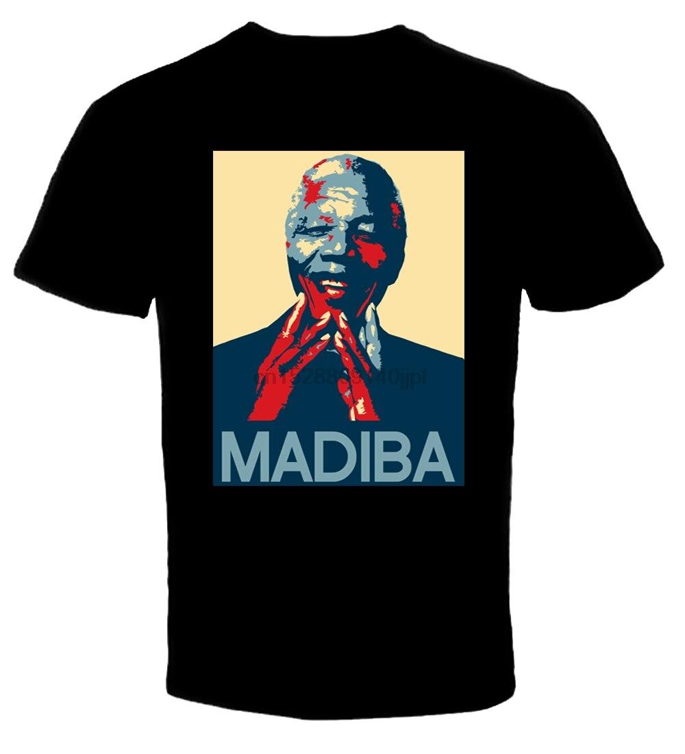 Camiseta de Nelson Mandela 4