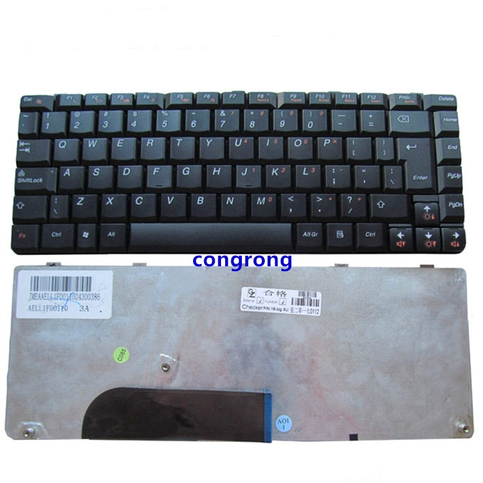 Laptop keyboard for lenovo Ideapad U350 U350A