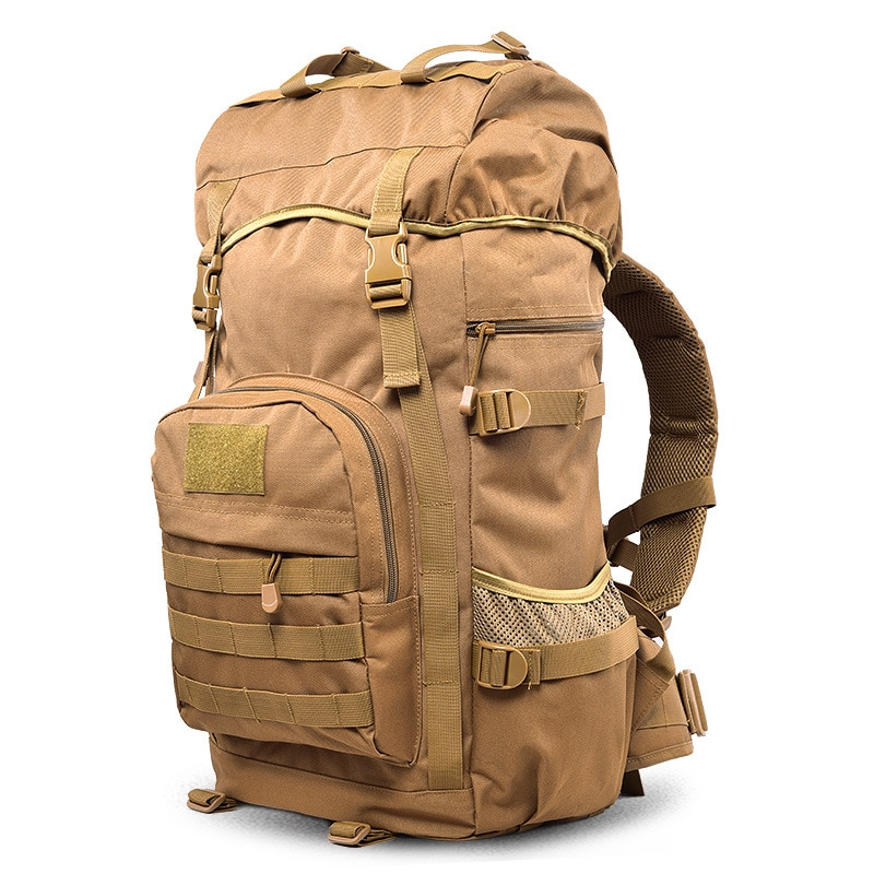 50L Large Capacity Man Army Tactics Backpack Waterproof Military Bags Rucksack Climb Hike Travel Backpacks mochila militar