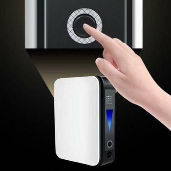 Oxygen Generator Household Emergency Nebulizer Inhalation Portable Machine 1L/MIN Negative Ion Air Purifier Sterilizer For Older