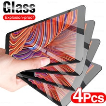 4Pcs Protective Glass For Samsung Xcover 5 Case Screen Protector For Samsung Galaxy X Cover 5 Xcover