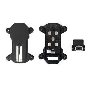 1PCS Original LS-MIN Mini WiFi FPV RC Drone Quadcopter Spare Parts Body Cover Shell Replacement Service Case Kit