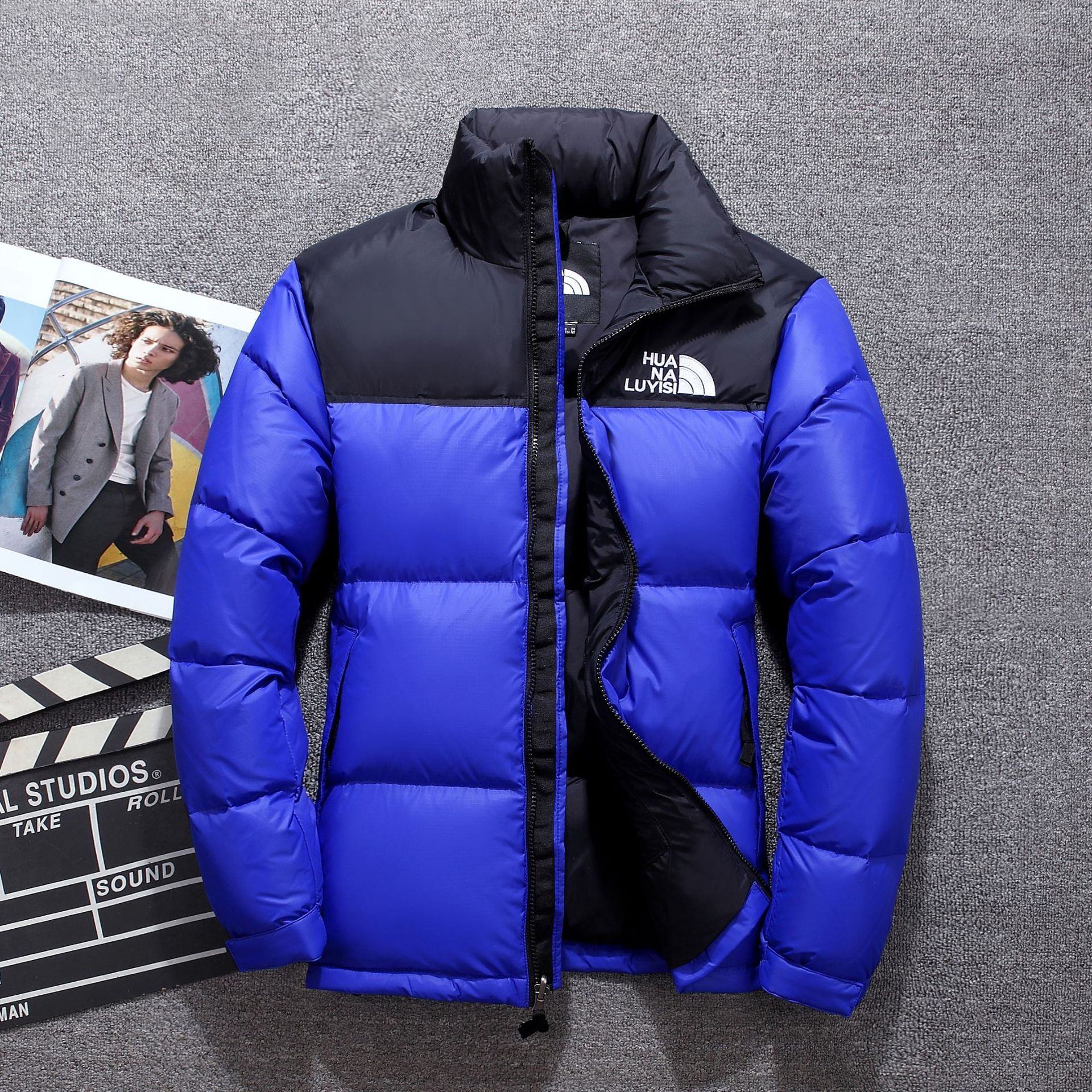 2020 New Winter Warm Down Jacket Lovers Youthful Vitality Down Jacket Duck Down Plus Size 4XL