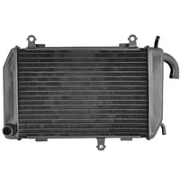 motorcycle radiator for honda gl1800 gold wing 2006 2010 2011 2017 replacement parts new performance aluminium cooling cooler