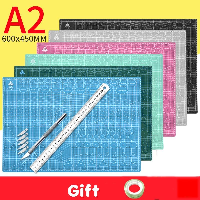 tagliere-a2-linea-griglia-tagliere-autorigenerante-carta-artigianale-tagliere-manuale-da-tavolo-a-doppia-faccia-multicolore-60-45cm