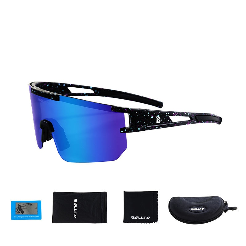 fashion motorcycle driving polarized cycling sun glasses outdoor sports bicycle glasses men women bike sunglasses goggles 2021 Motorcycle Glasses Fishing Bike Sunglasses Cycling MTB Road Eyewear Polarized Bicycle Glasses For Men Women Sport Goggles