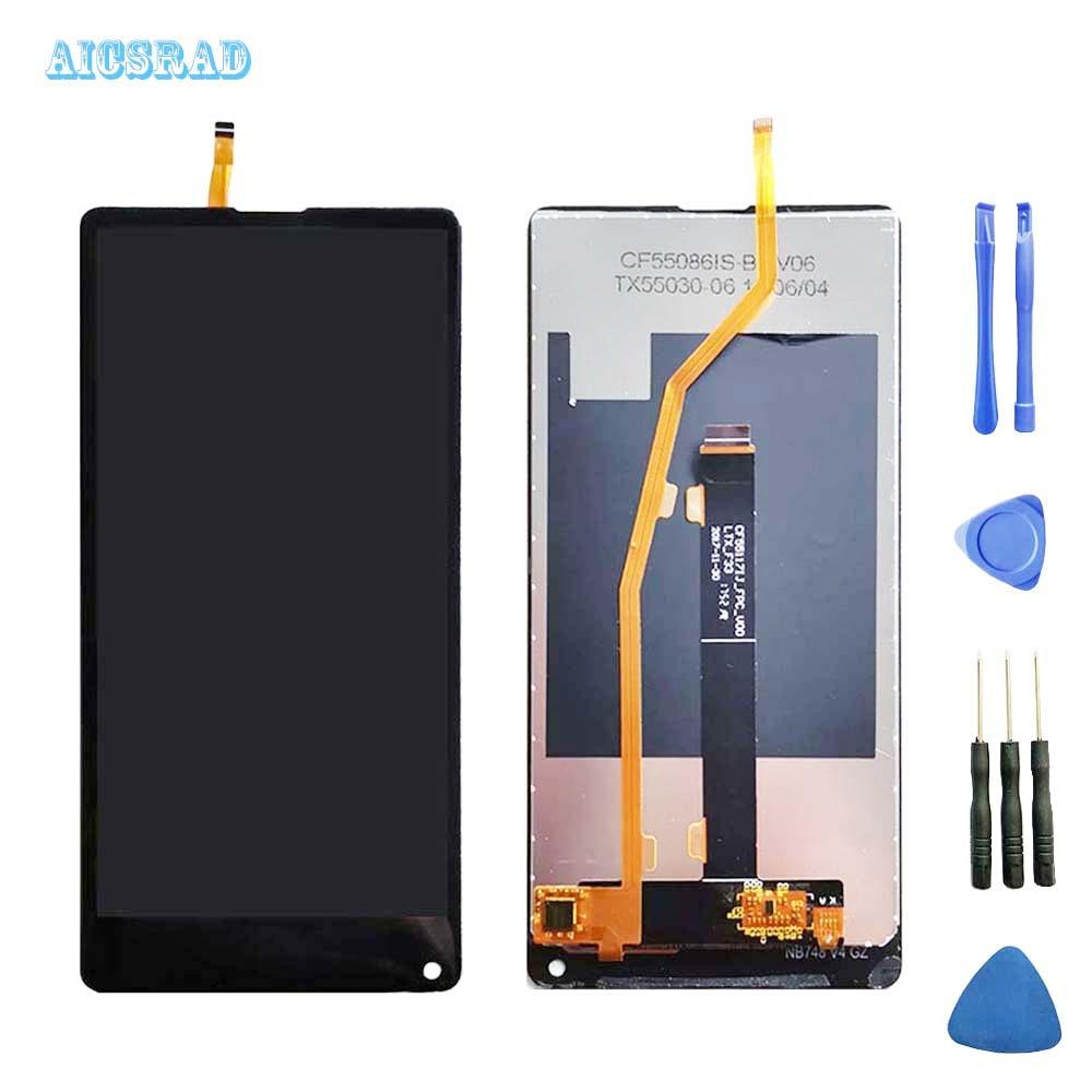 Pantalla LCD de 5,5 pulgadas para Bluboo D5 pro + MONTAJE DE digitalizador con pantalla táctil 100% d5pro LCD Original probado + digitalizador táctil + herramientas