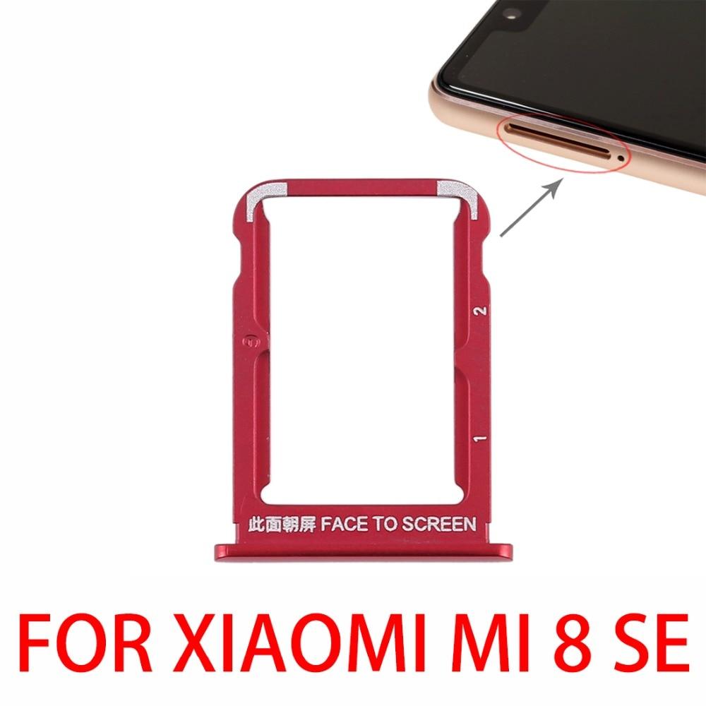 5pcs/lot Dual SIM Card Tray For Xiaomi Mi 8/Mi Mix 2S/Mi 8 SE Note 3/Mi Mix2 enlarge