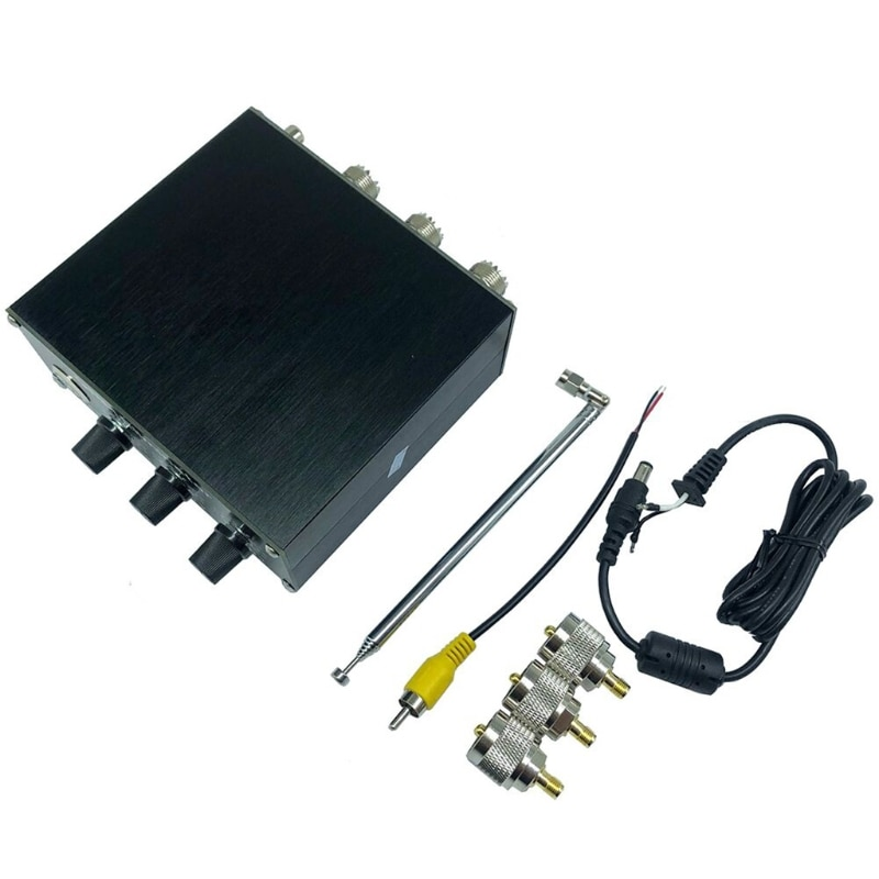 QRM Eliminator X-Phase 1MHz to 30MHz HF Bands SO-239 Connectors with Shell Case Box I4-010