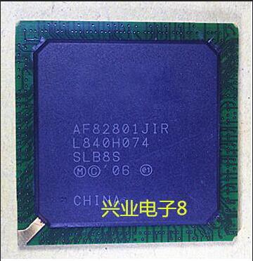 Envío gratis 2 piezas AF82801JIR BGA Chipset