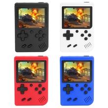 ALLOYSEED 400 en 1 rétro Console de jeux vidéo Portable 3.0 pouces écran Portable 8 bits jeux de joueurs pour le jeu FC