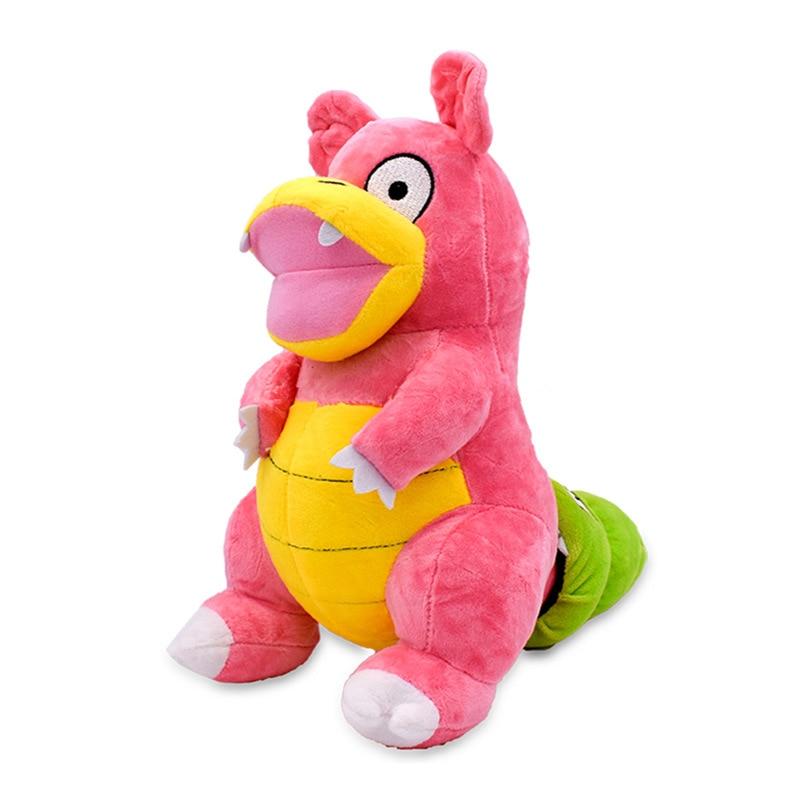 Takara Pokemon 30cm Slowbro Plush Toy Soft Stuffed Peluche Dolls Gift for Kids Christmas