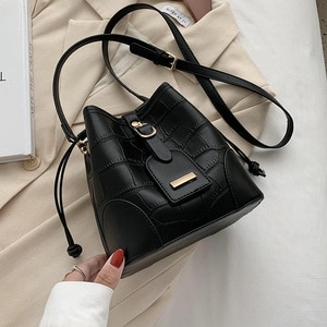 Mini Designer Stone Pattern PU Leather Crossbody Bags for Women 2020 Branded Shoulder Handbag Female Travel Trend Lady Hand Bag