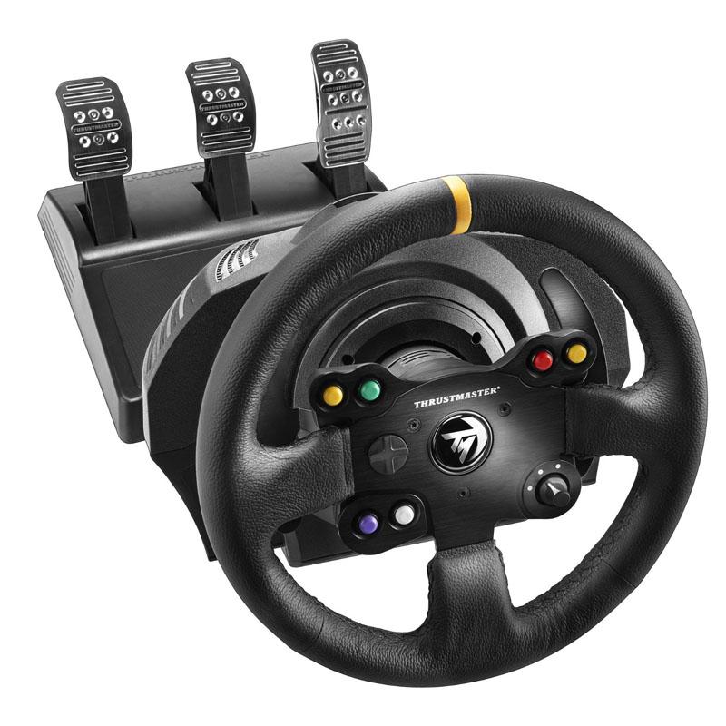 Volant Xbox one PC en cuir toumsthrustmaster TX   Fait pour tout nouveau stock, TMX