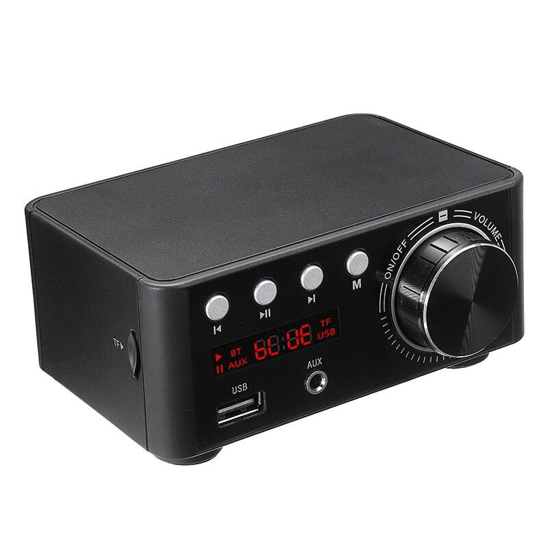 Amplificador DE POTENCIA HiFi 50W + 50W TPA3116 bluetooth 5,0, Subwoofer estéreo...