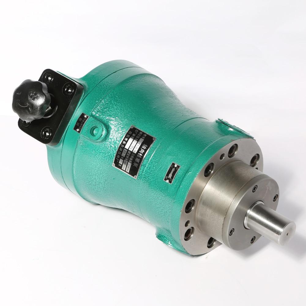 Serie CY SCY bomba de pistón Axial hidráulica 25SCY14-1B bomba de émbolo de alta presión 31.5Mpa para presión de freno/flexión