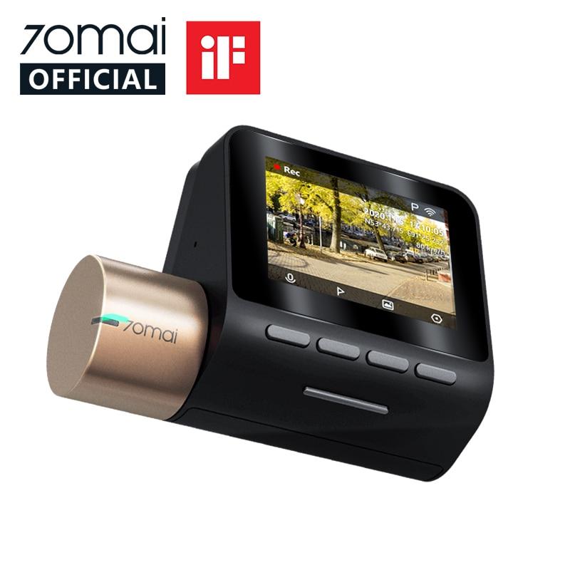 256Рубль купон Новая 70mai Dash Cam Lite 1080P скорость координаты gps модули 70 MAI Lite Автомобильный видеорегистратор 24H монитор парковки 70mai Lite Автомобиль...