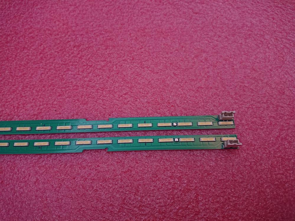 2 uds tira de LED para iluminación trasera para LG 43 V15 ART3 FHD R L 43LF6350 43SE3KD 43LX540S 6922L-0145A 6916L2189A 6916L2188A LC430EUE FH M3