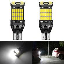 Ampoule T15 T16 Canbus 921 W16W   2 pièces, phares arrière de sauvegarde de voiture, pour Audi A4 B8 B6 A3 8P RS5 A6 C6 A7 Q5 Q7 S4 S5 S6 TT
