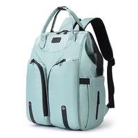 Женские рюкзаки из ткани «Оксфорд», многофункциональный водонепроницаемый ранец на плечо для мам, вместительные сумки для смены пеленок