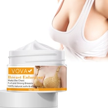 Herbal Breast Enlargement Cream For Women Full Elasticity Chest Care Firming Lifting Breast Growth C