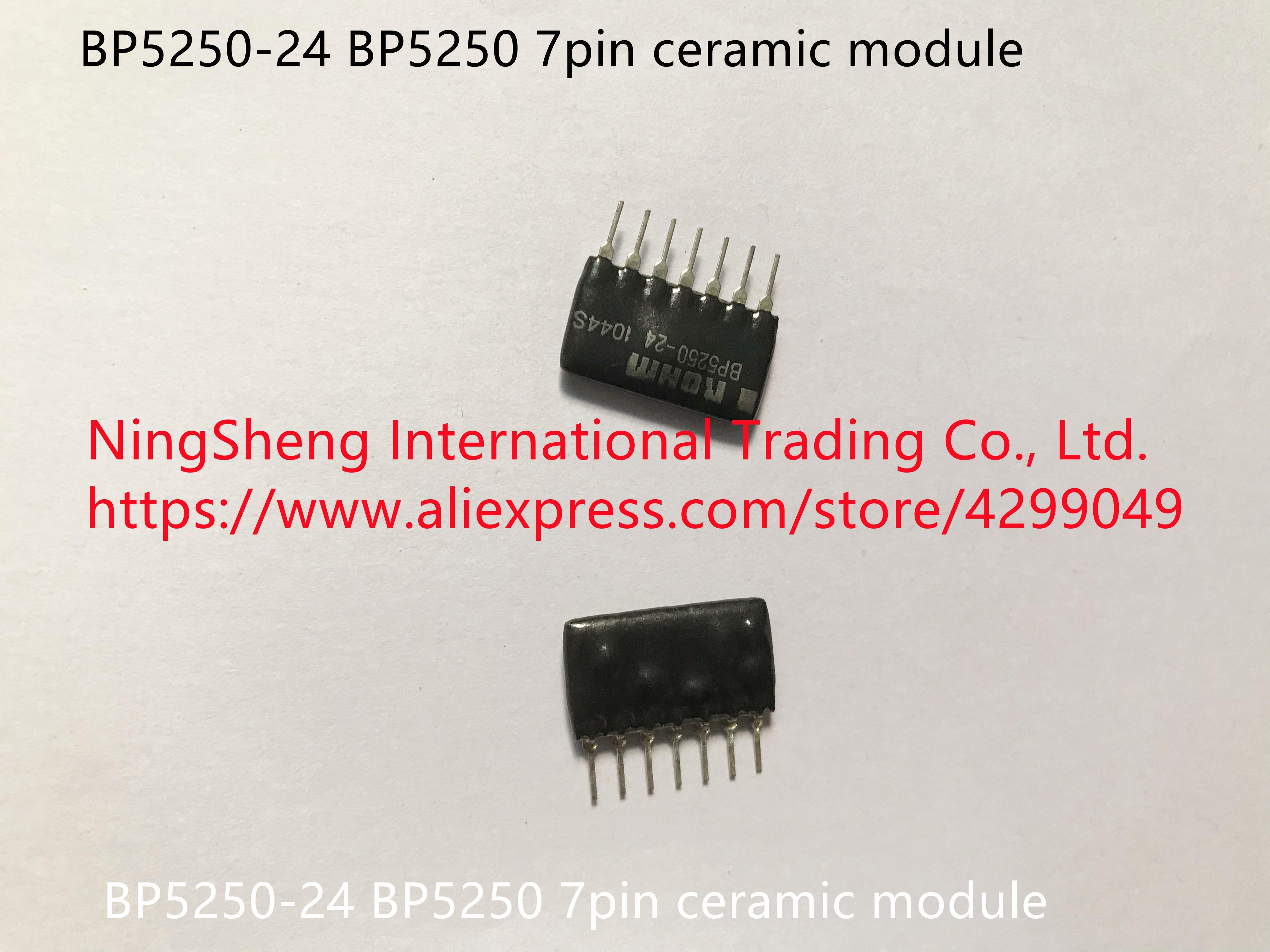 حار بقعة BP5250-24 BP5250 7pin السيراميك وحدة ضمان الجودة