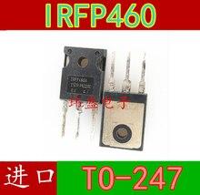 10pcs IRFP460 IRFP460A IRFP460LC  TO247 IRFP460PBF