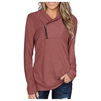autumn new blouse women long sleeve pullover turtleneck top shirt casual solid color top women blusas shirts oversized 2021 r5