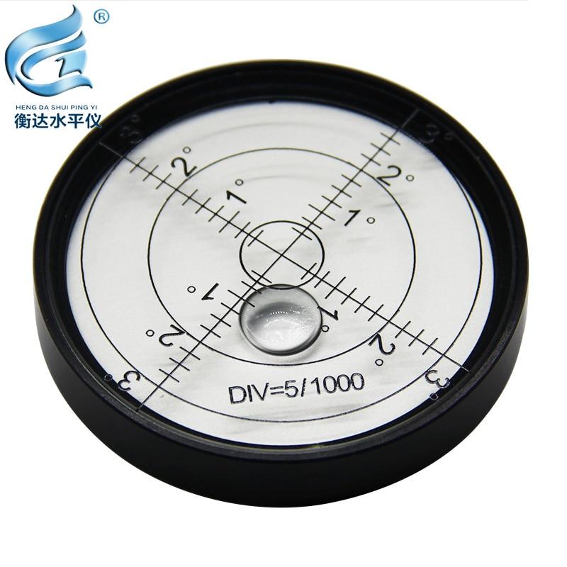 Bubble Level Circular Level Level High Precision Level Bubble Vientiane Level All Metal Level