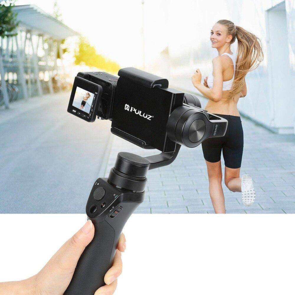 Handheld Gimbal Adapter Schalter Platte für Sony DSC-RX0 II / RX0 Action Schalter Mount Adapter für DJI Osmo Mobile 2 stabilisator